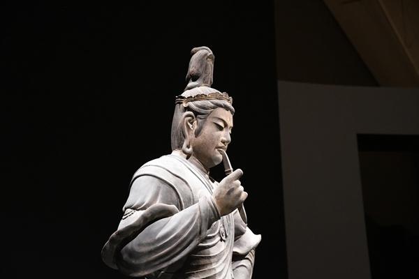 国宝・帝釈天騎象像