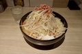 大盛濃いみそ半チャーシュー(1000円)+温泉玉子サービ中!