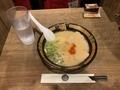 ラーメン・替玉(980円)+味の濃さ・こってり度・麺のかたさ【基本】、青