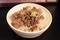 ミニ黒毛和牛のそぼろご飯SET(200円)
