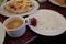 ライス&味噌汁&おしんこ