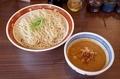 ピリ辛 つけ担々麺(850円)+大盛(100円)