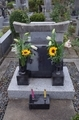 母方の祖父・祖母・叔父の墓