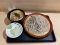 カツ丼セット【もりそば】(750円)