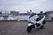 船橋漁港とPCX150