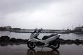 保田漁港とPCX150