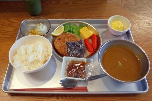 保田小給食(1000円)