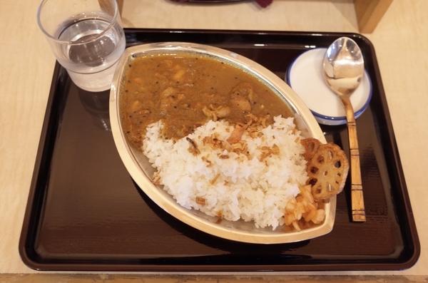 スパイシーチキンカレー【並】(プライスレス)