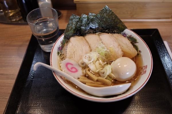 特製中華そば(950円)