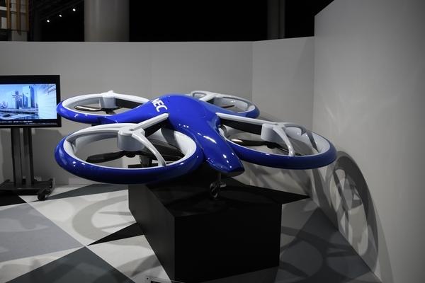 FUTURE EXPOの展示
