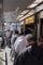 ラーメン二郎横浜関内店前の行列