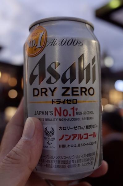 断酒後初のノンアルコールビール