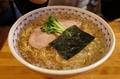 支那そば醤油味(750円)+大盛(200円)