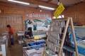 鮮魚直売コーナー