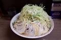 小ぶた【豚5枚入り】(880円)野菜+ネギ(100円)