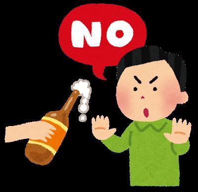 NO、アルコール