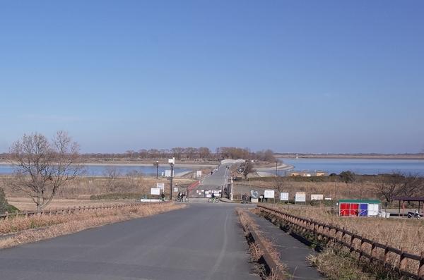 渡良瀬遊水池 中央エントランス