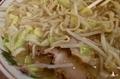 ネギの浮くスープ