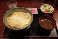 カツ丼(750円)+大盛(50円)【蓋なし】