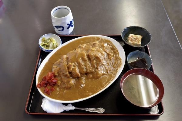 カツカレー(1000円)+大盛(100円)