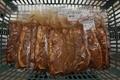 購入した豚肉の味噌漬け