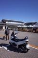 道の駅オライはすぬまとPCX150