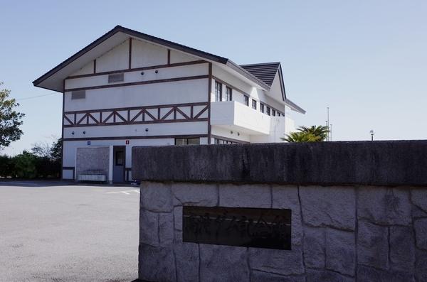 高滝ダム記念館入口