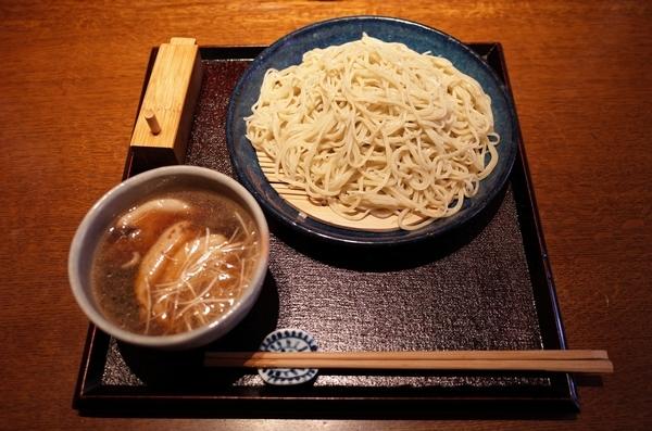 鴨せいろ(1500円)+大盛り(400円)