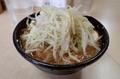 みそつけ麺【汁】自動ヤサイ