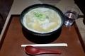まるでラーメン純鶏蕎麦(750円)+大盛り麺2倍(250円)