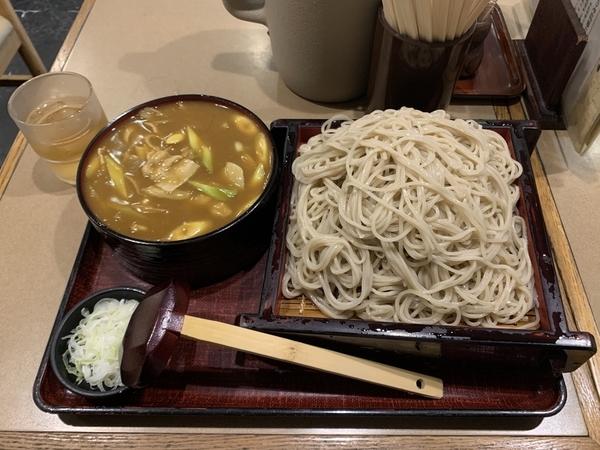 大カレーせいろ(920円)