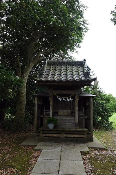 宇賀神社社殿