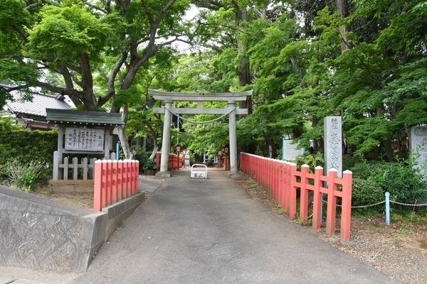 船方麻賀多神社奥院