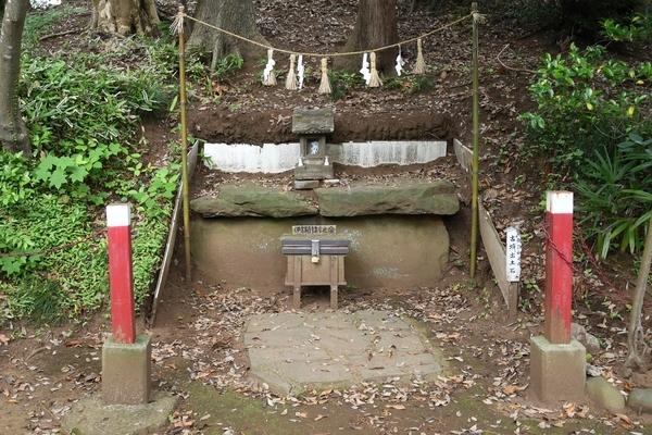 古墳の石棺