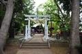 船方麻賀多神社奥院二の鳥居