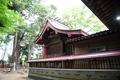 船方麻賀多神社奥院本殿
