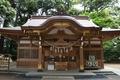 台方麻賀多神社拝殿