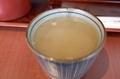 二杯目の蕎麦湯