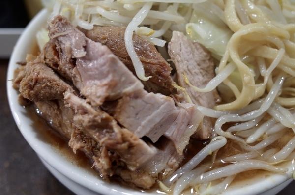 ブタ+豚1枚(100円)