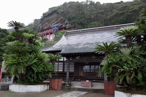 船形山 普門院 大福寺 (崖観音)