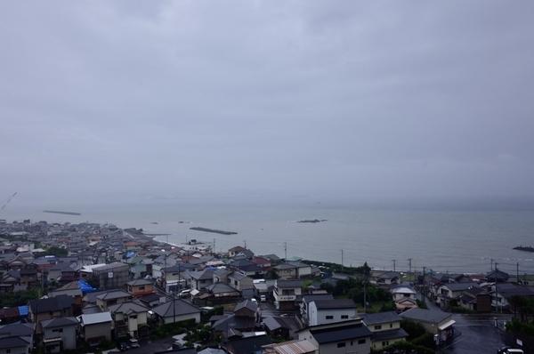 崖観音からの景色