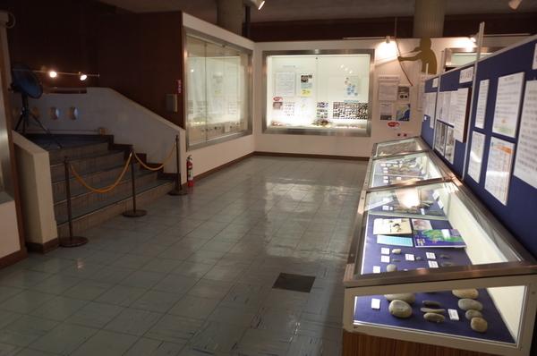 博物館内の展示2