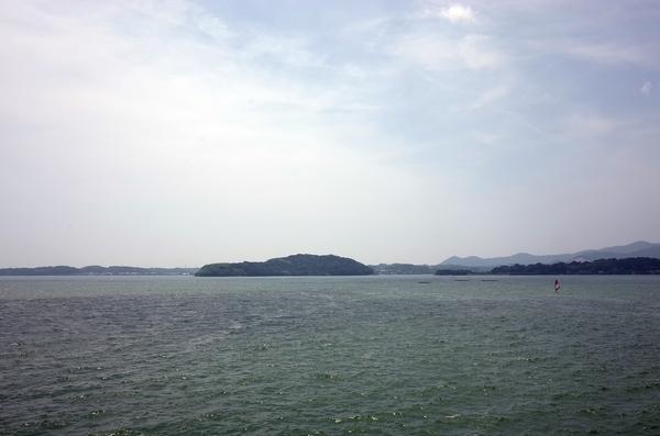 静かな浜名湖