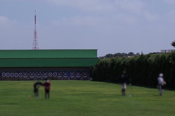 船橋アーチェリーレンジ