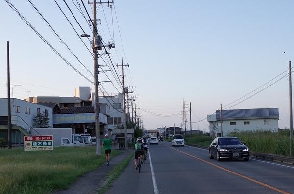土浦の市街地