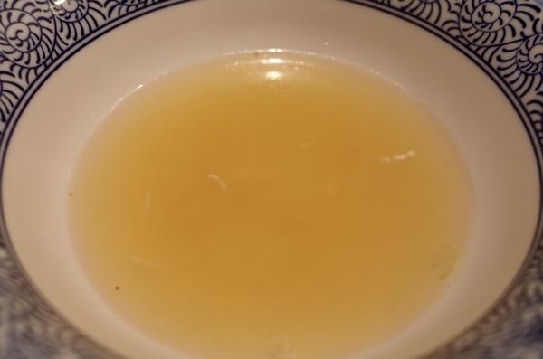 澄んだスープ
