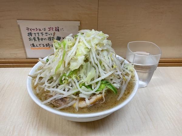 小ラーメン(700円)