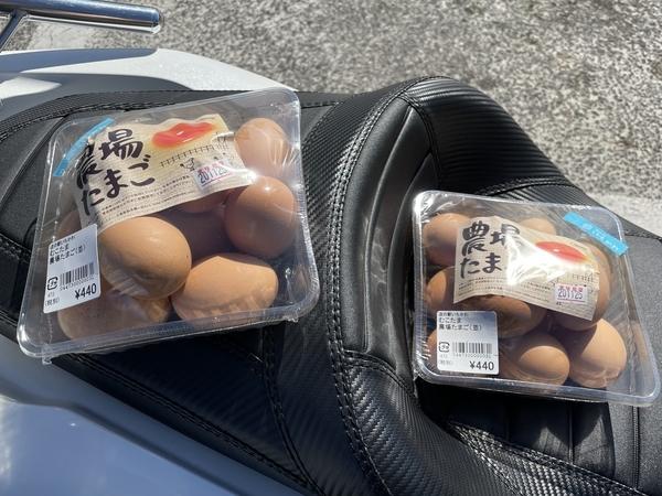 購入した卵