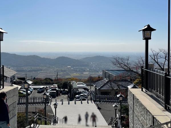 大御堂からの景色