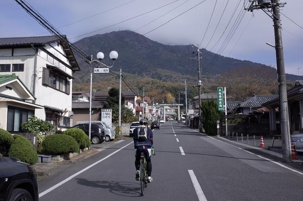 いざ筑波山に上る